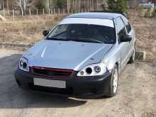 Екатеринбург Civic 2000