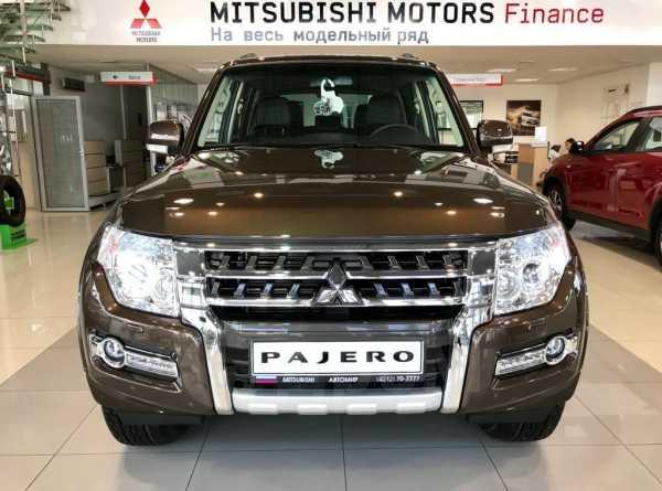 Mitsubishi Pajero, 2018 год, 2 695 000 руб.