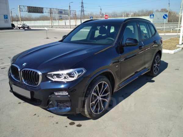 BMW X3, 2018 год, 3 790 000 руб.