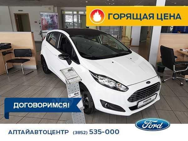 Ford Fiesta, 2018 год, 946 000 руб.