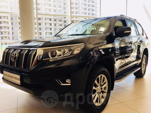 Toyota Land Cruiser Prado, 2019 год, 3 777 000 руб.