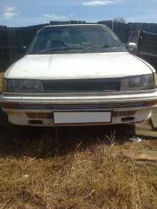 Братск Corolla FX 1988
