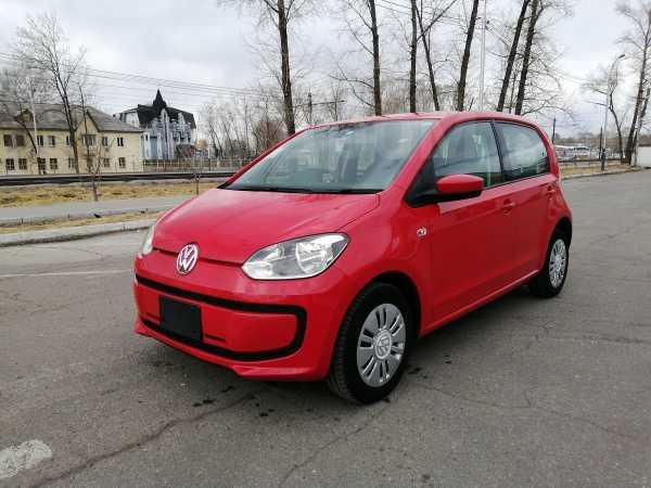 Volkswagen up!, 2014 год, 405 000 руб.