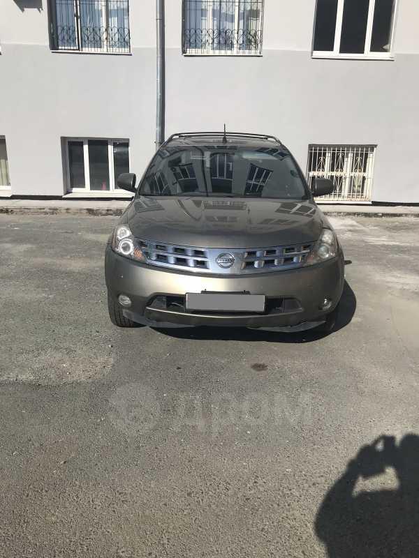 Nissan Murano, 2004 год, 380 000 руб.