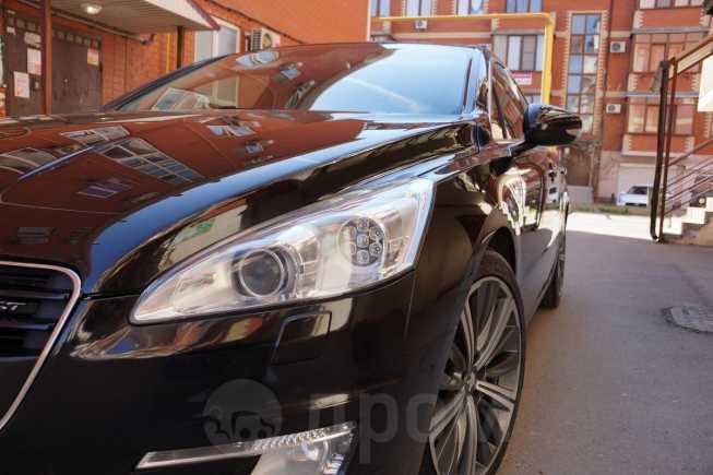 Peugeot 508, 2012 год, 900 000 руб.