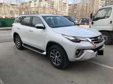 Томск Fortuner 2017