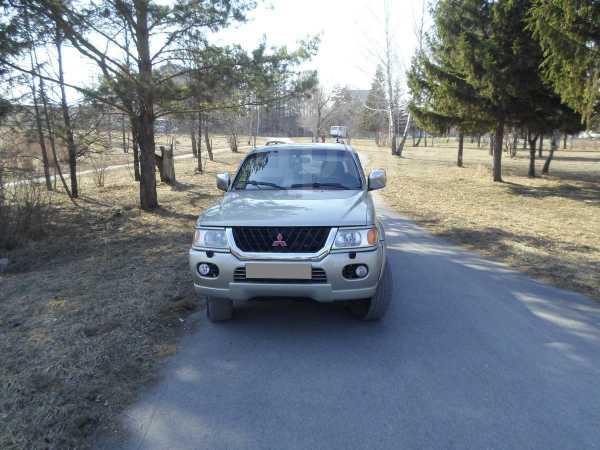 Mitsubishi Pajero Sport, 2007 год, 790 000 руб.