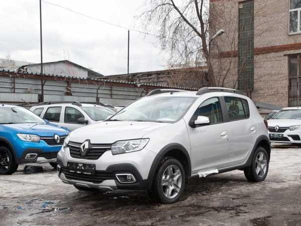 Renault Sandero Stepway, 2019 год, 820 360 руб.