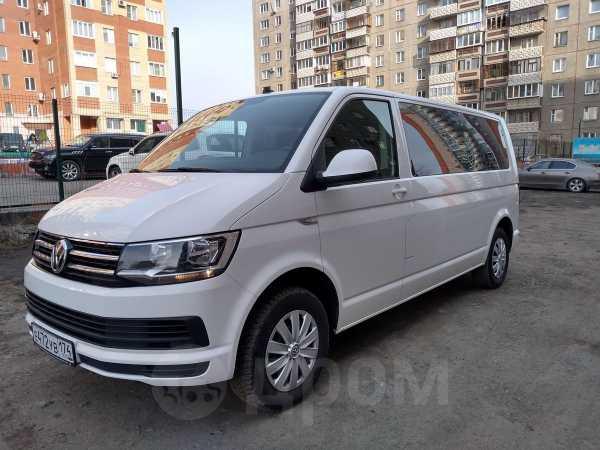 Volkswagen Caravelle, 2017 год, 2 500 000 руб.