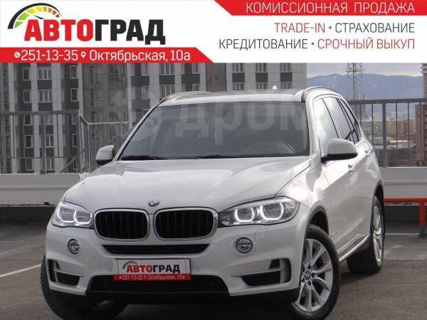BMW X5, 2016 год, 2 897 000 руб.