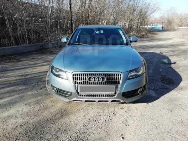 Audi A4 allroad quattro, 2011 год, 770 000 руб.