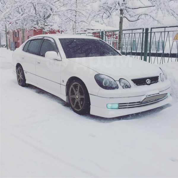 Toyota Aristo, 1997 год, 500 000 руб.
