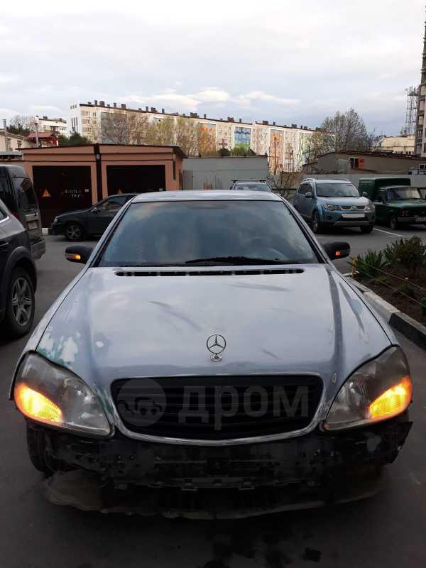 Mercedes-Benz S-Class, 1999 год, 180 000 руб.