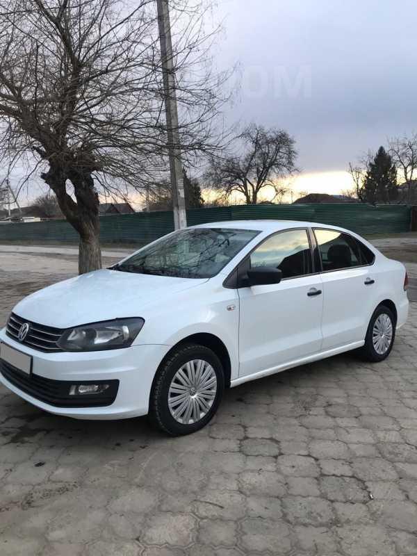 Volkswagen Polo, 2015 год, 435 000 руб.