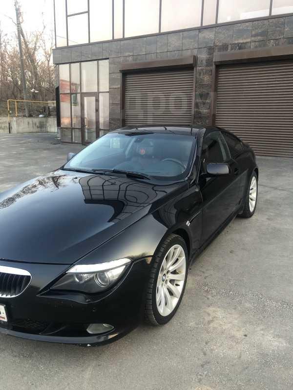BMW 6-Series, 2008 год, 800 000 руб.