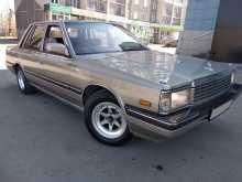 Челябинск Laurel 1985