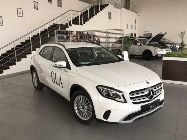 Mercedes-Benz GLA-Class, 2018 год, 2 350 200 руб.