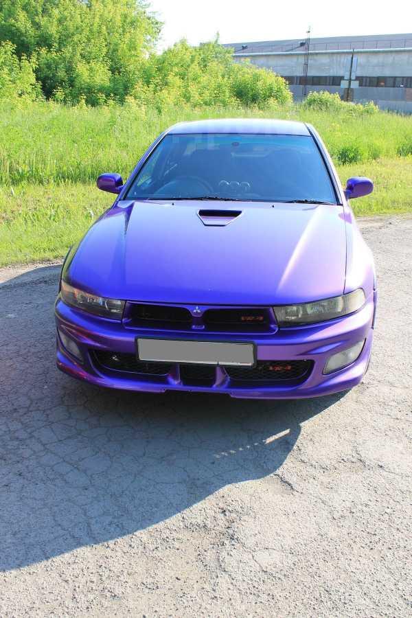 Mitsubishi Galant, 1996 год, 370 000 руб.