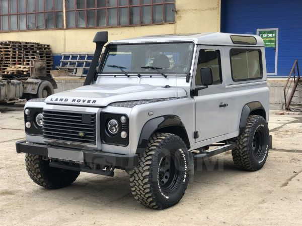 Land Rover Defender, 2007 год, 925 000 руб.