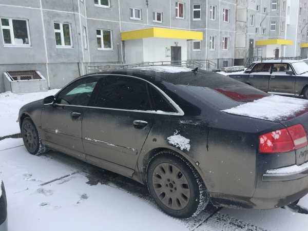 Audi A8, 2004 год, 300 000 руб.