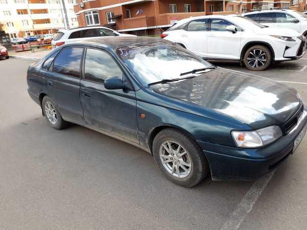 Toyota Carina E, 1997 год, 120 000 руб.