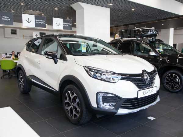 Renault Kaptur, 2019 год, 1 415 660 руб.