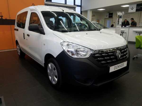 Renault Dokker, 2019 год, 1 009 990 руб.