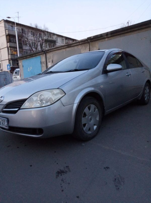 Nissan Primera, 2003 год, 325 000 руб.