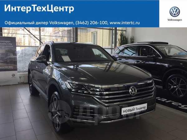Volkswagen Touareg, 2018 год, 4 816 700 руб.