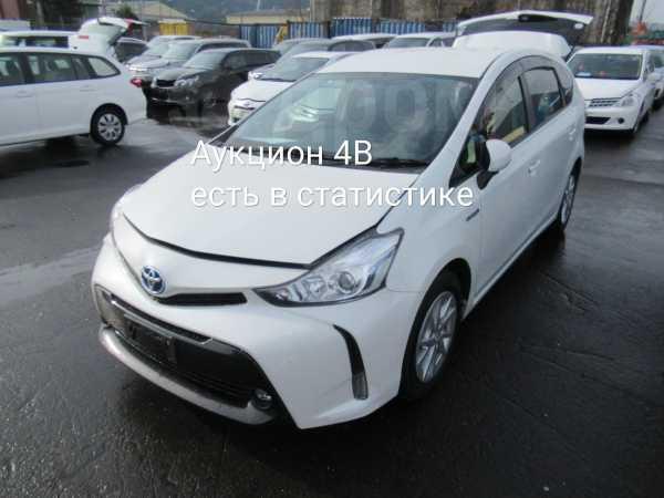 Toyota Prius a, 2015 год, 1 190 000 руб.