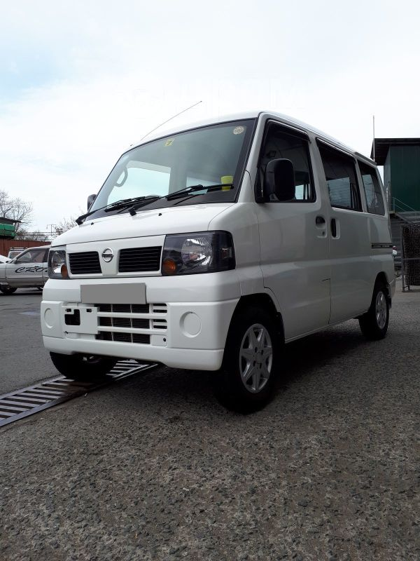 Nissan Clipper, 2011 год, 295 000 руб.
