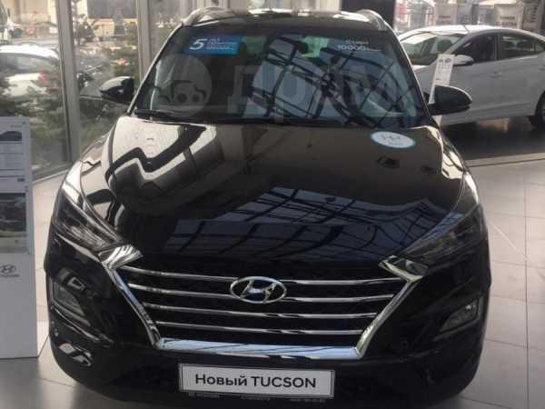 Hyundai Tucson, 2019 год, 1 899 192 руб.