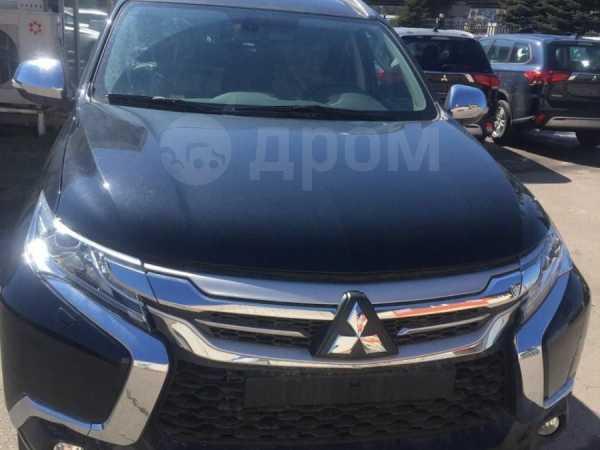 Mitsubishi Pajero Sport, 2019 год, 2 554 000 руб.