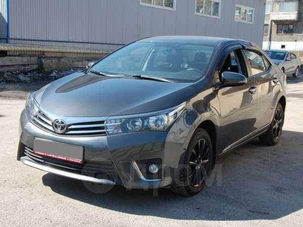 Toyota Corolla, 2015 год, 899 000 руб.