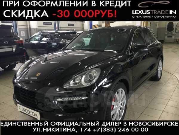 Porsche Cayenne, 2010 год, 1 599 000 руб.