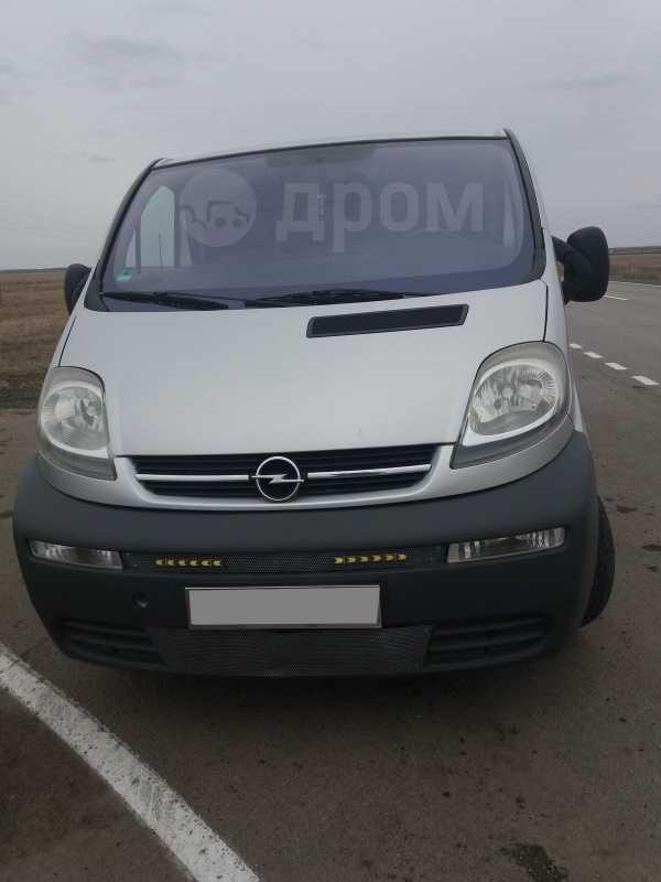 Opel Vivaro, 2004 год, 640 000 руб.