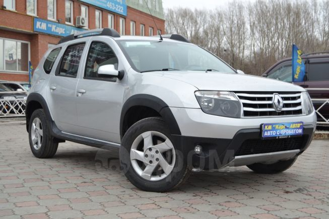 Renault Duster, 2012 год, 577 000 руб.