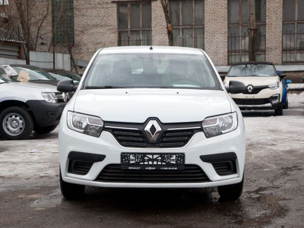 Renault Logan, 2018 год, 704 540 руб.