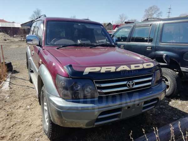 Toyota Land Cruiser Prado, 1998 год, 380 000 руб.