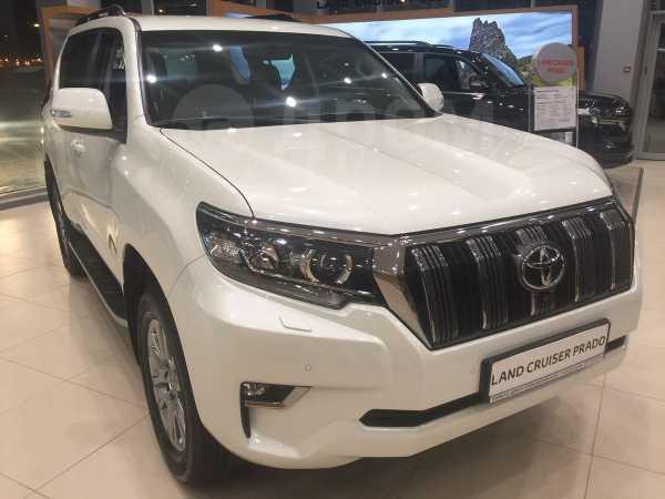 Toyota Land Cruiser Prado, 2019 год, 3 871 000 руб.