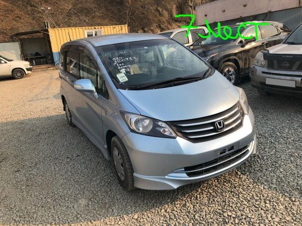 Honda Freed, 2009 год, 670 000 руб.