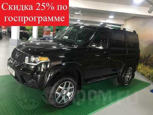 УАЗ Патриот, 2018 год, 979 900 руб.