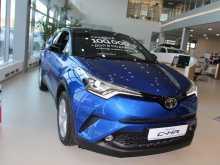 Новосибирск Toyota C-HR 2019