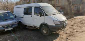 ГАЗ 2217 Баргузин, 2010 г., Омск