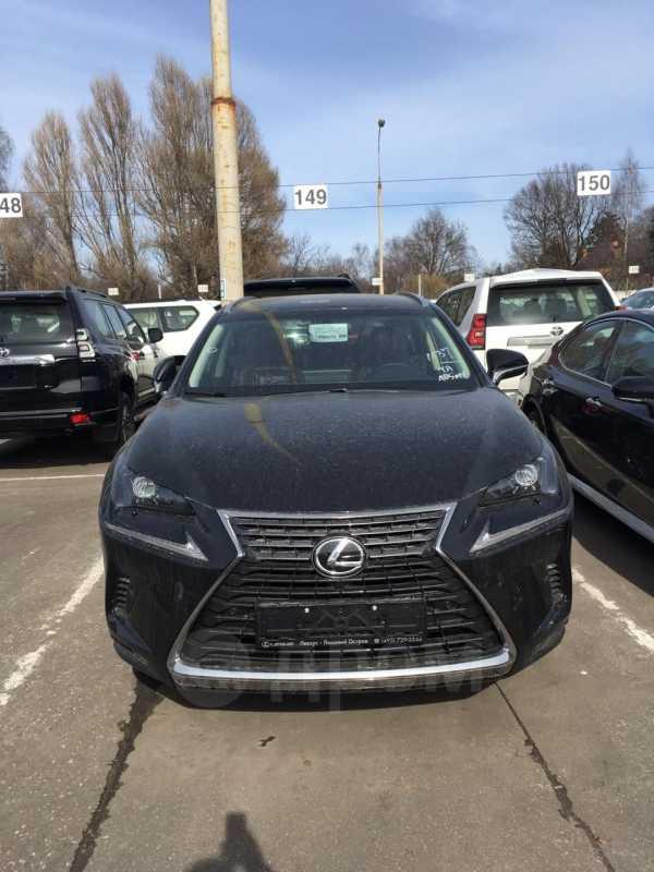Lexus NX200, 2018 год, 2 864 000 руб.