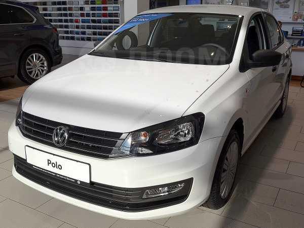 Volkswagen Polo, 2019 год, 734 900 руб.