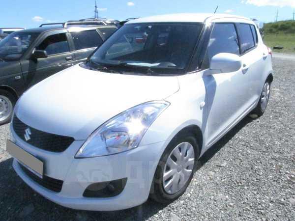 Suzuki Swift, 2011 год, 470 000 руб.