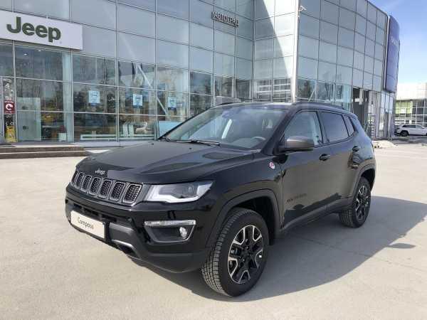 Jeep Compass, 2018 год, 2 364 000 руб.