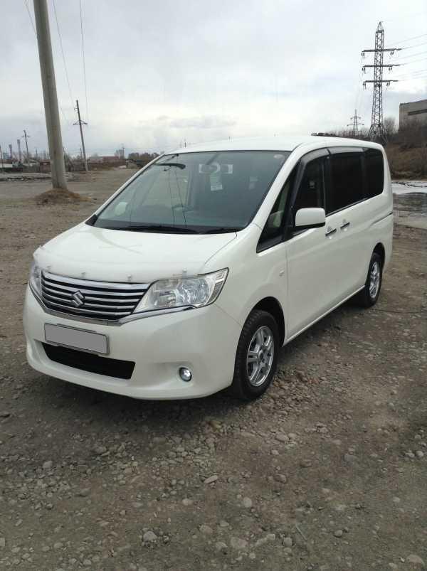 Suzuki Landy, 2012 год, 815 000 руб.