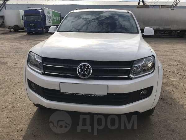Volkswagen Amarok, 2015 год, 1 295 000 руб.